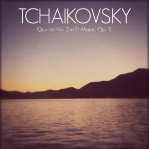 Album Tchaikovsky: Quartet No. 2 in D Major, Op. 11 from Hungarian String Quartet