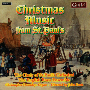 Album Christmas Music from St. Paul's from The Choir Of St. Paul's Cathedral