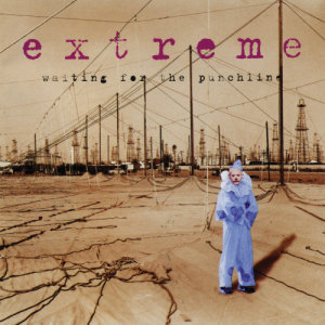Album Waiting For The Punchline from Extreme