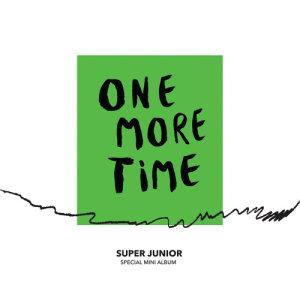 อัลบัม One More Time - Special Mini Album ศิลปิน Super Junior