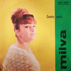 Album Quattro Vestiti from Milva