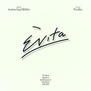 Andrew Lloyd Webber的專輯Evita