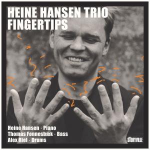 Album Fingertips from Alex Riel