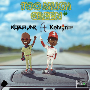 Album Too Much Green from Kobla Jnr