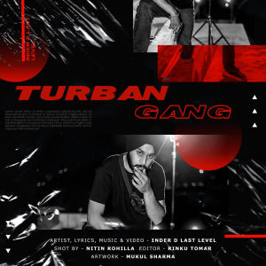 Album Turban Gang from Inder D Last Level