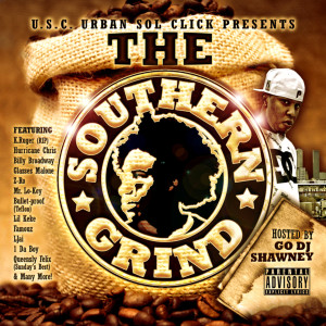 Album The Southern Grind from Various Artists