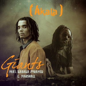 Album Giants from Akala