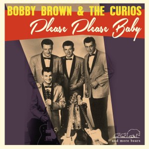 Album Please Please Baby from Bobby Brown