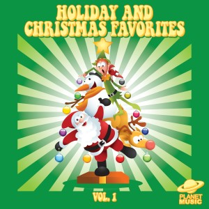 The Hit Co.的專輯Holiday and Christmas Favorites, Vol. 1