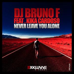 Album Never Leave You Alone from Kika Cardoso
