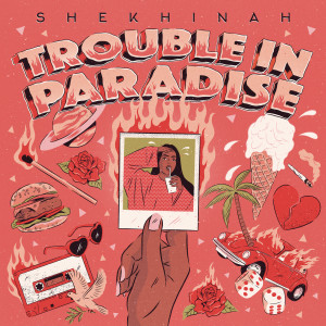 Album Trouble In Paradise from Shekhinah