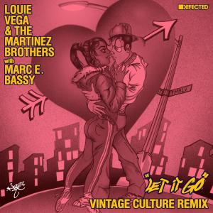 Album Let It Go (with Marc E. Bassy) [Vintage Culture Remix] from Marc E. Bassy