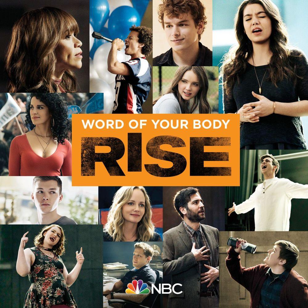 The Word Of Your Body (feat. Auli'i Cravalho & Damon J. Gillespie) [Rise Cast Version] (Rise Cast Version) 2018 Rise Cast; Broods