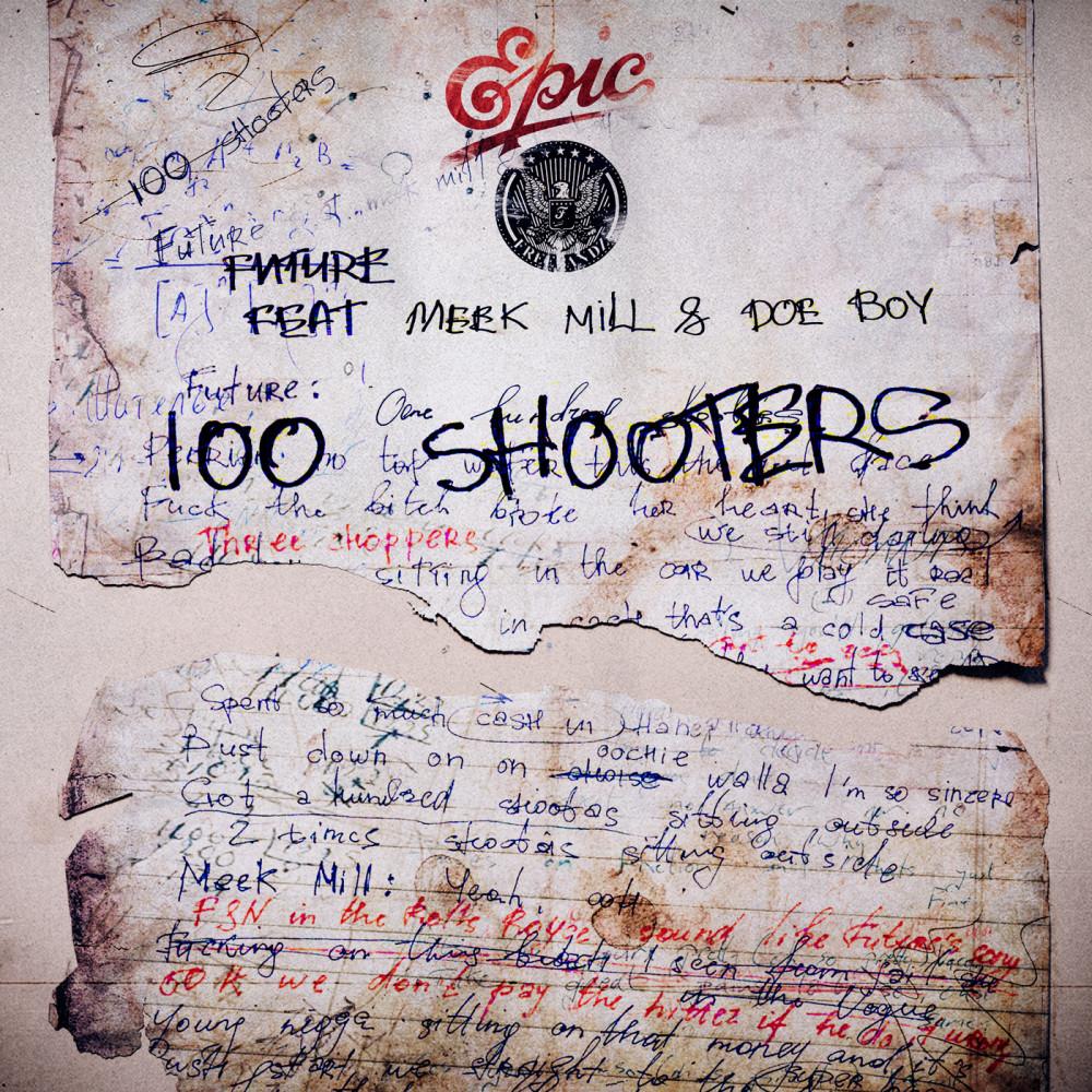 ฟังเพลงอัลบั้ม 100 Shooters