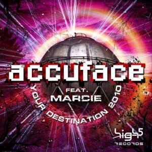 Album Your Destination 2010 [Feat. Marcie] from Accuface