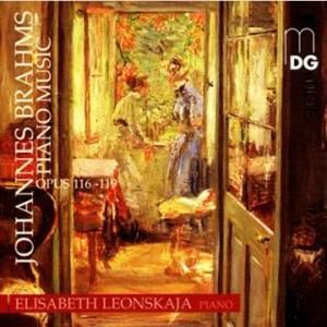 Elisabeth Leonskaja的專輯Brahms: Piano Works, Op. 116-119