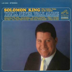 Album You'll Never Walk Alone from Solomon King