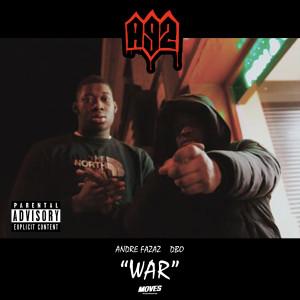 Album War (Explicit) from Andre Fazaz