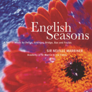 Album English Seasons from Neville Marriner