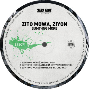 Album Sumthng More from Zito Mowa