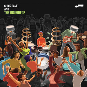 Album Black Hole from Chris Dave And The Drumhedz