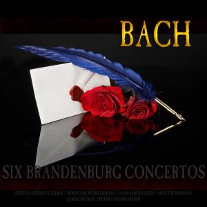 Wolfgang Schneiderhan的專輯Bach: The Six Brandenburg Concertos (Remastered)