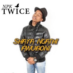 Album Shaya Ngathi Awuboni (Explicit) from Npk Twice