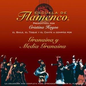 Album Escuela de Flamenco: Granaína y Media Granaína (Cristina Hoyos Presents) from El Trini