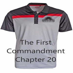 Album The First Commandment, Ch. 20 from The Godfathers Of Deep House SA