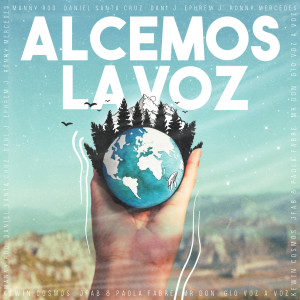 Album Alcemos La Voz from Manny Rod