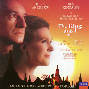 Album The King And I from John Mauceri