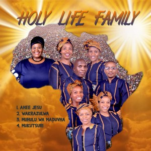Album Holy Life Family EP from Holy Life Family