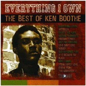 Album Everything I Own - The Definitive Collection from Ken Boothe