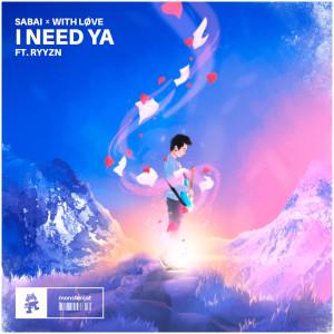 Album I Need Ya from RYYZN