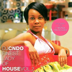 Album Finest Lady Of House Vol 2 from DJ CNDO