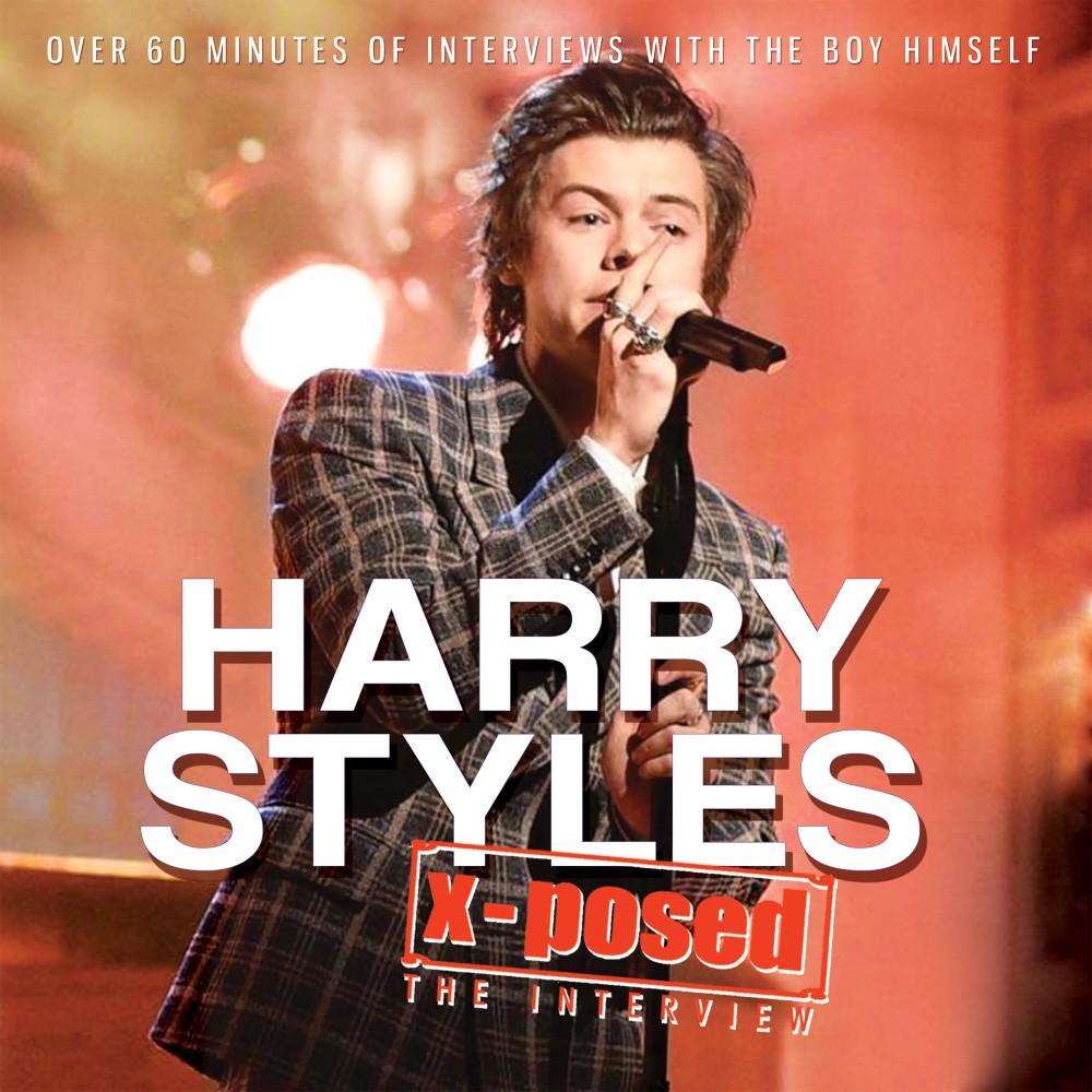 ฟังเพลงอัลบั้ม Harry Styles - X-Posed