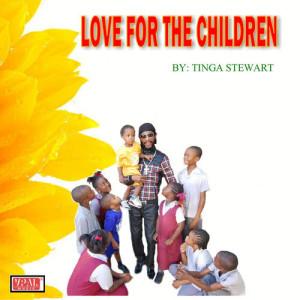 Album Love for the Children from Tinga Stewart