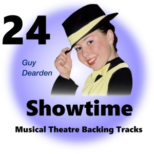 Guy Dearden的專輯Showtime 24 - Musical Theatre Backing Tracks
