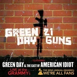 Green Day的專輯21 Guns [Featuring Green Day & The Cast Of American Idiot] [Live at the Grammy®s]