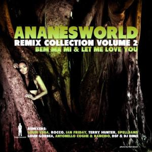Album Ananésworld Remix Collection - Vol 2 from Anane
