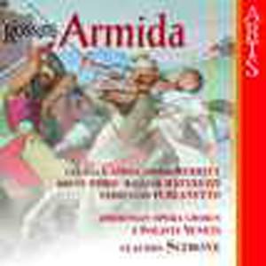 Ambrosian Opera Chorus的專輯Rossini: Armida