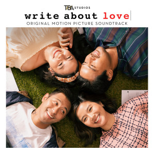 Album Write About Love from Yeng Constantino