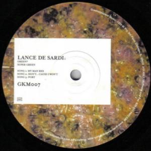 Album Green? Super Green from Lance De Sardi