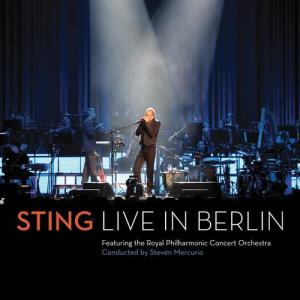 Live In Berlin 2010 Sting