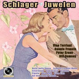 Album Schlagerjuwelen from Peter Kraus & Connie Francis & Bill Ramsey & Vico Torriani