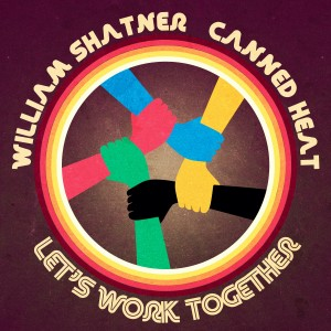 William Shatner的專輯Let's Work Together
