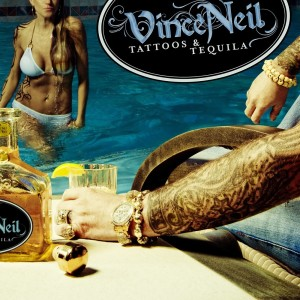Album Tattoos & Tequila from Vince Neil