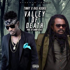 Album Valley of Death from Tinny