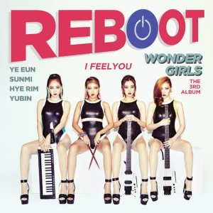 Wonder Girls的專輯REBOOT