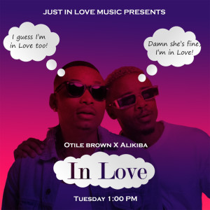 Album In Love (feat. Alikiba) from Otile Brown